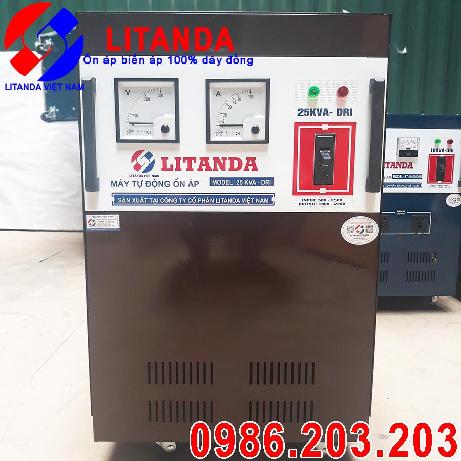 lioa-25kva-dri