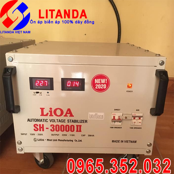 lioa-30-kva-sh
