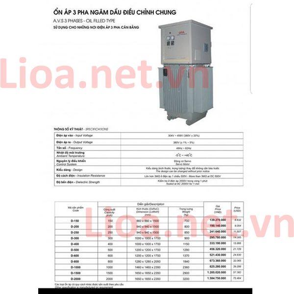 on-ap-lioa-3-pha-dau-600kva